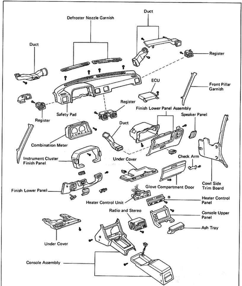 medium resolution of 2002 corolla trim parts diagram diy enthusiasts wiring diagrams u2022 2010 toyota corolla wiring diagram