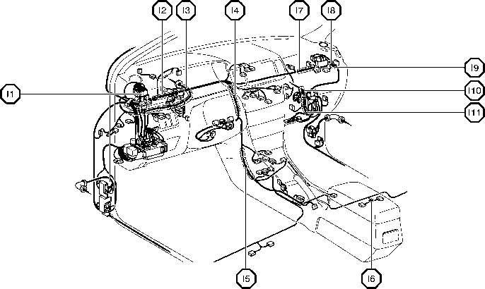 1999 Lexus Es 300 Fuse Box Diagram, 1999, Free Engine