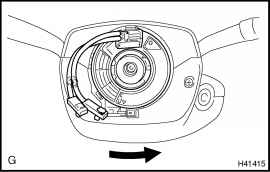 Toyota Hilux 2000 Steering Column Bearing Location