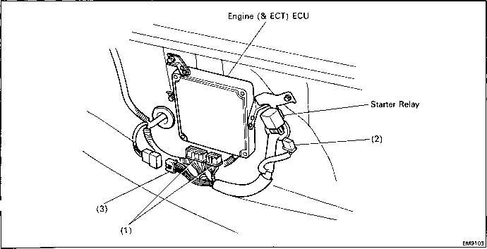 [DIAGRAM] 1985 Toyota Mr2 Starter Wiring Diagram FULL