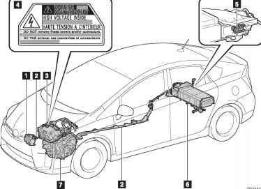 2003 Prius Battery Wiring Harness : 33 Wiring Diagram