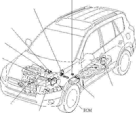 2003 Toyota Camry O2 Sensor Location. Toyota. Wiring
