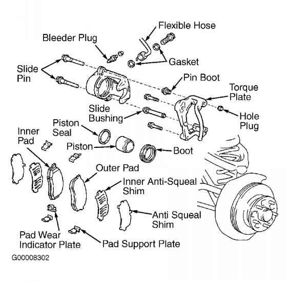 2001 Toyota Tacoma Oem Parts Diagram. Toyota. Auto Wiring