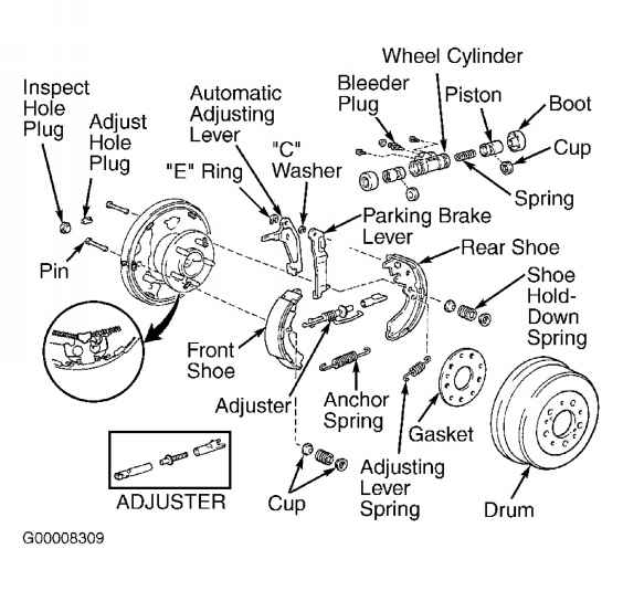 Service manual [2009 Mitsubishi Tundra Brake Replacement