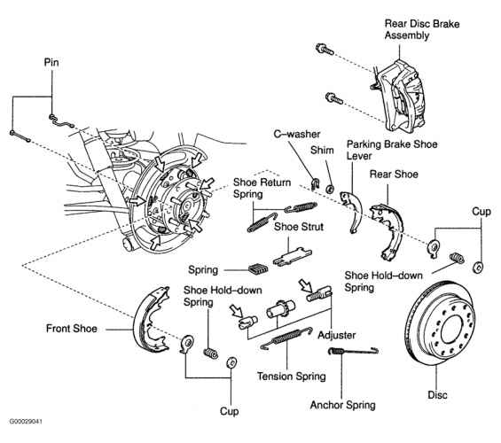 Schematics And Diagrams Transfer Case Replacing On Toyota
