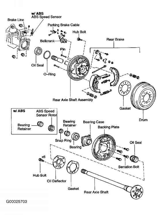 2002 Toyota Sequoia Alternator ~ Best Toyota