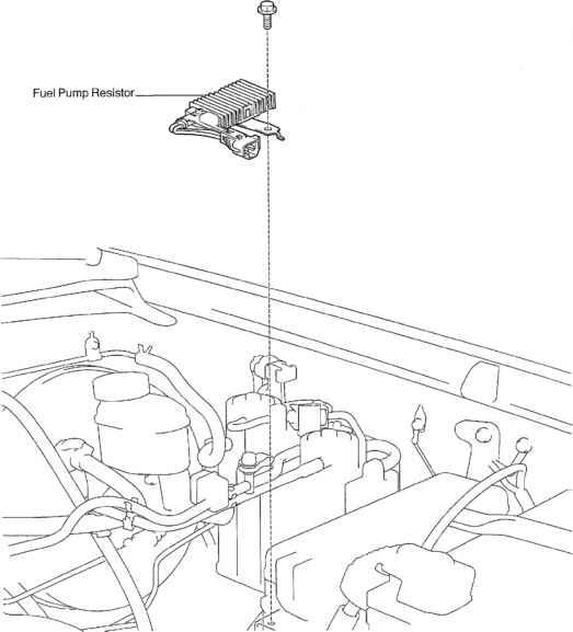 04 Toyota Sequoia Fuse Box
