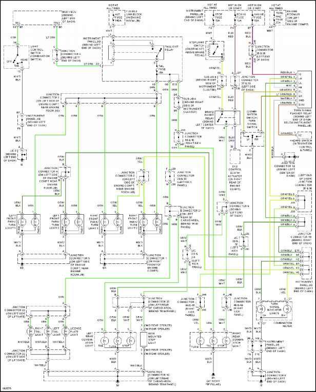 2003 Tacoma Wiring Diagram Toyota Tacoma Wiring Diagram