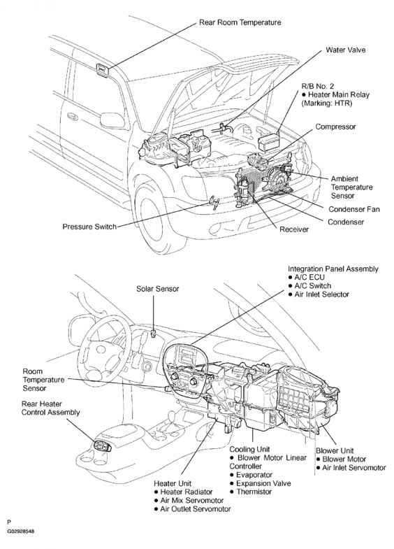 Service manual [Ac Repair Diagram 2011 Toyota Rav4