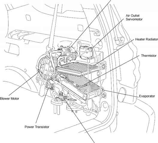 2001 Toyota 4runner Ac System Diagram. Toyota. Auto Fuse