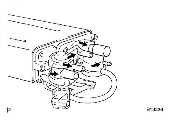 Location Of Purge Valve Solenoid Within Diagram Wiring And
