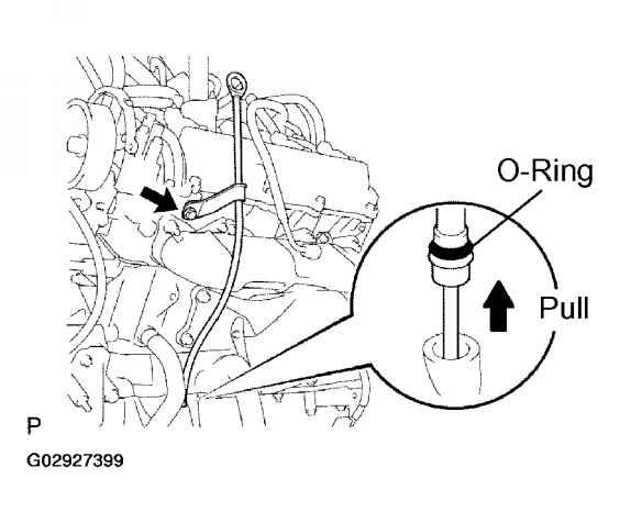 Remove Oil Filter Oil Cooler And Filter Bracket Assembly
