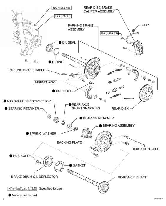 Service manual [How To Replace 2002 Toyota Sequoia
