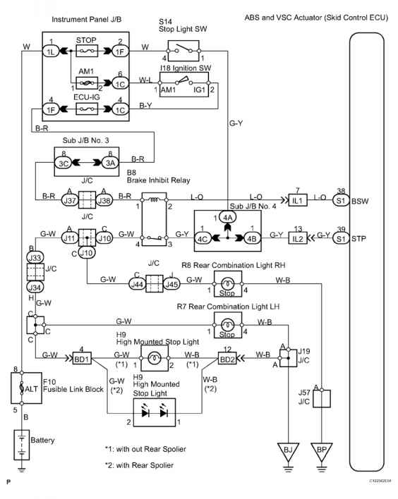 Wiring Diagram Toyota Corolla 2006