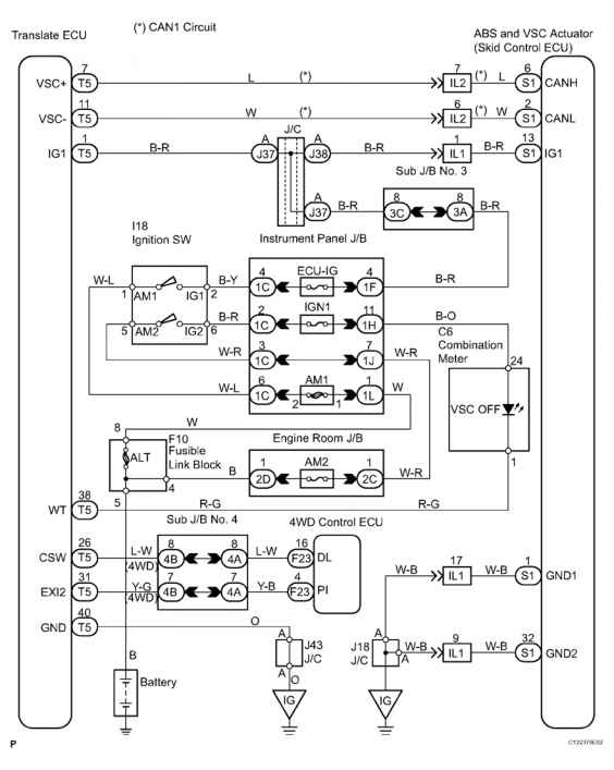 90 Toyota Land Cruiser Wiring Diagram • Wiring Diagram For