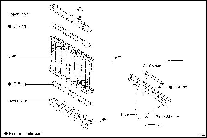 1996 Toyota Tercel Heater Core Replacement Procedure