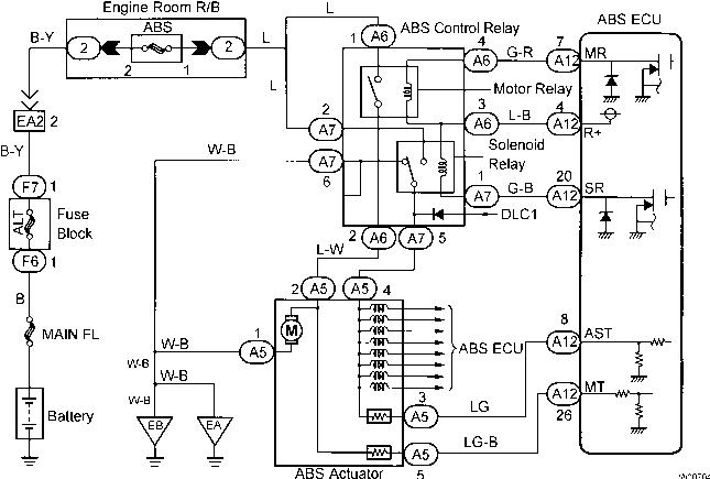 1996 Toyota Tercel Light Switch Wiring Toyota Tercel 1996