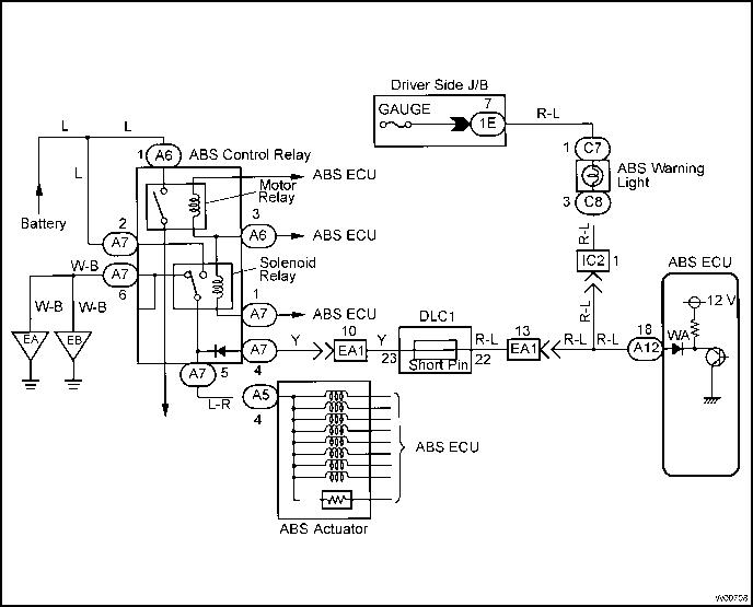 mk3 supra fuse box location