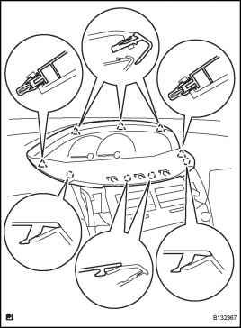 Toyota Obd Ii Connector Diagram OBD Connector Locations