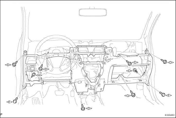 Service manual [Remove Radiator 1991 Subaru Justy
