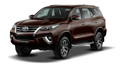Fortuner Phantom Brown