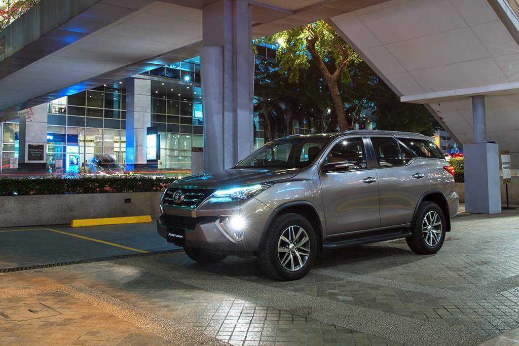toyota fortuner style