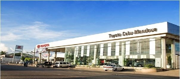 TOYOTA MANDAUE NORTH CEBU