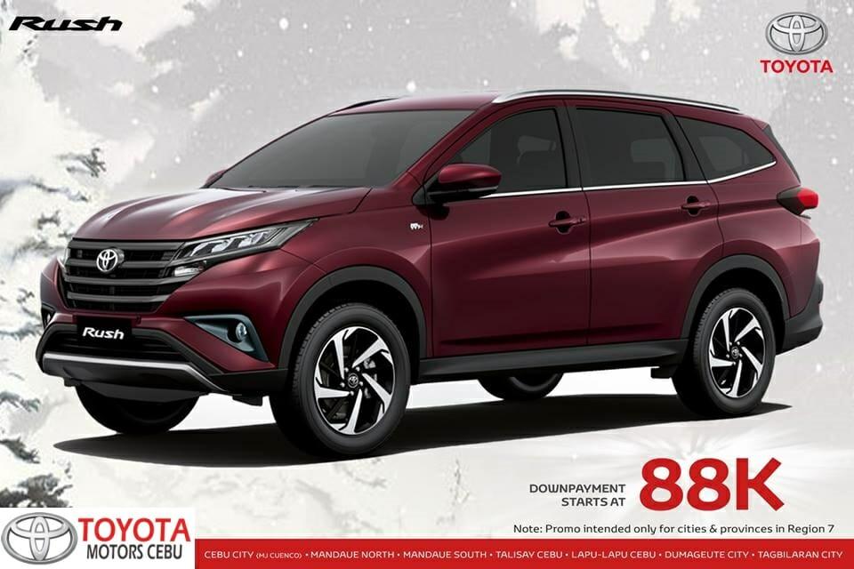 Toyota Rush November 2018 All In Promo