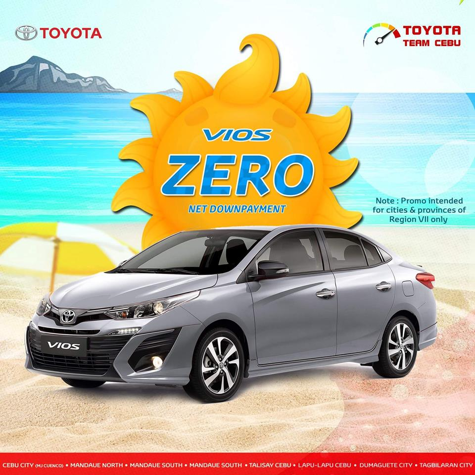 toyota vios april 2019 promo