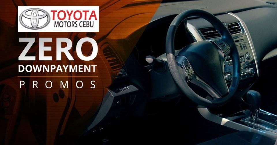 Toyota Philippines July 2019 Promo