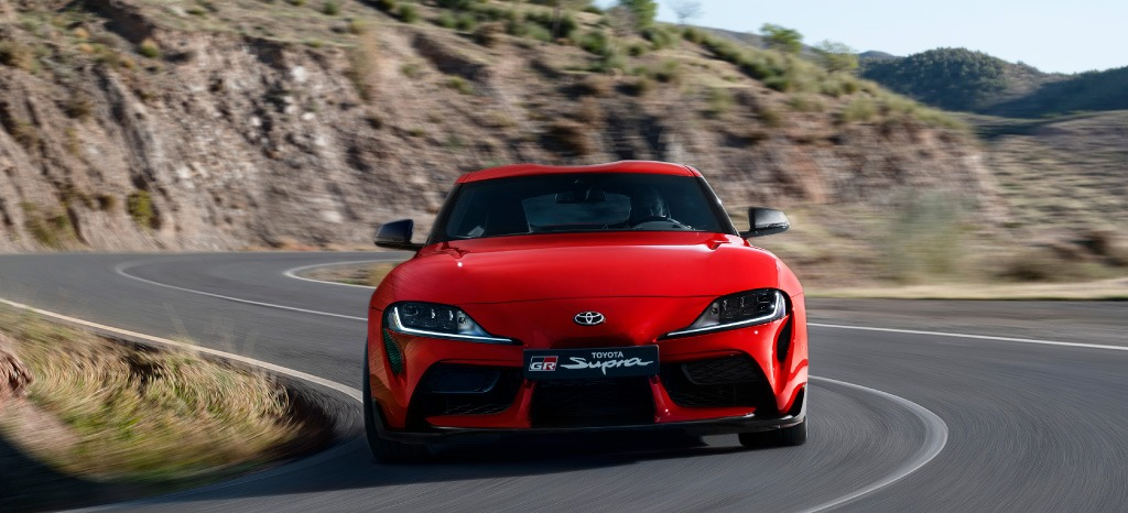 Toyota GR Supra 2019 style feature