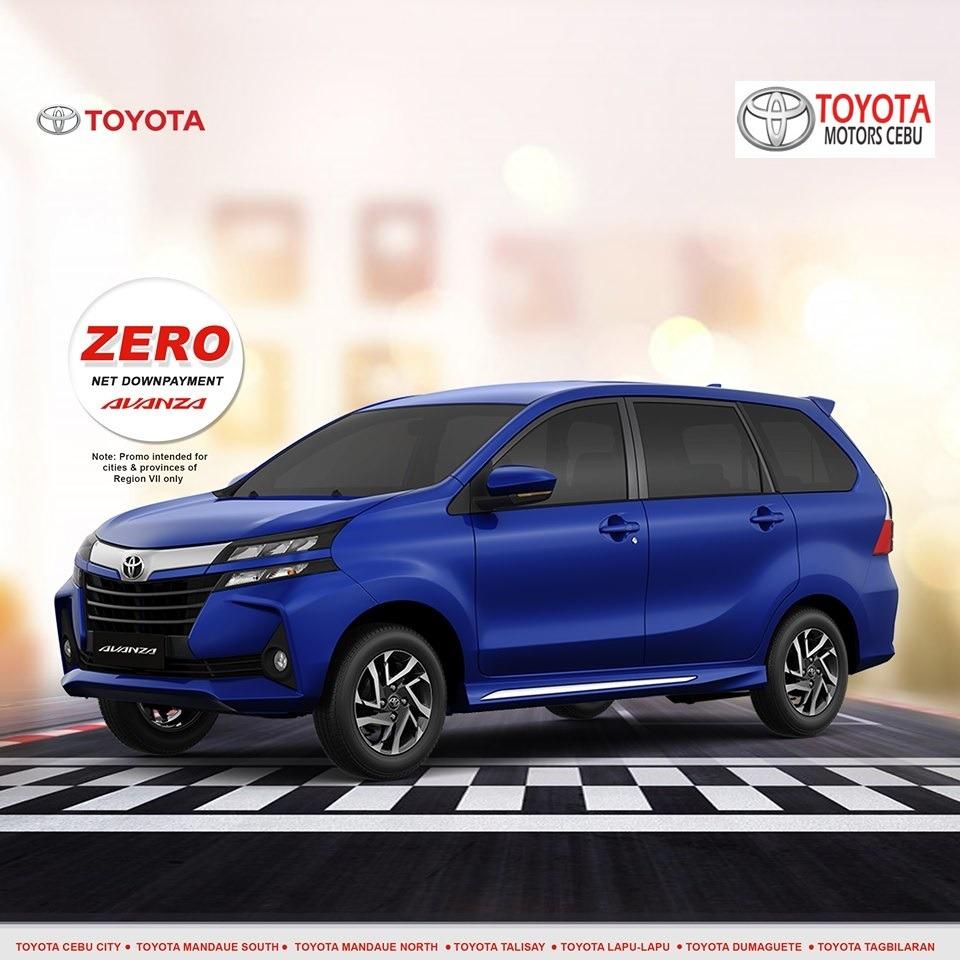 toyota avanza october 2019 latest promotional offer in toyota philippines cebu