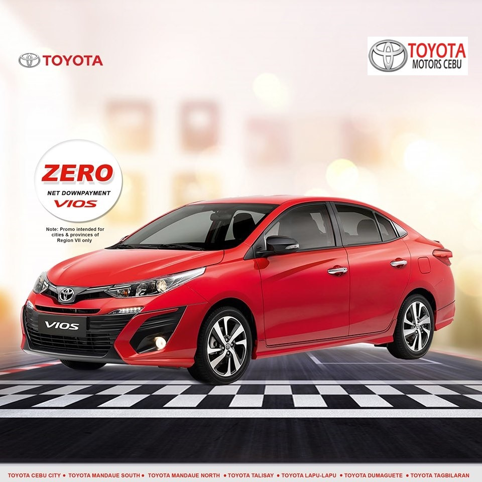 toyota vios october 2019 latest promotional offer in toyota philippines cebu