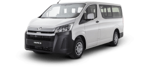 Toyota Hiace Commuter Deluxe White 2020 Cebu Philippines latest prices & promotions