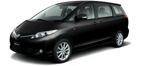 Toyota Previa Raven Black 2020 Cebu Philippines latest prices & promotions