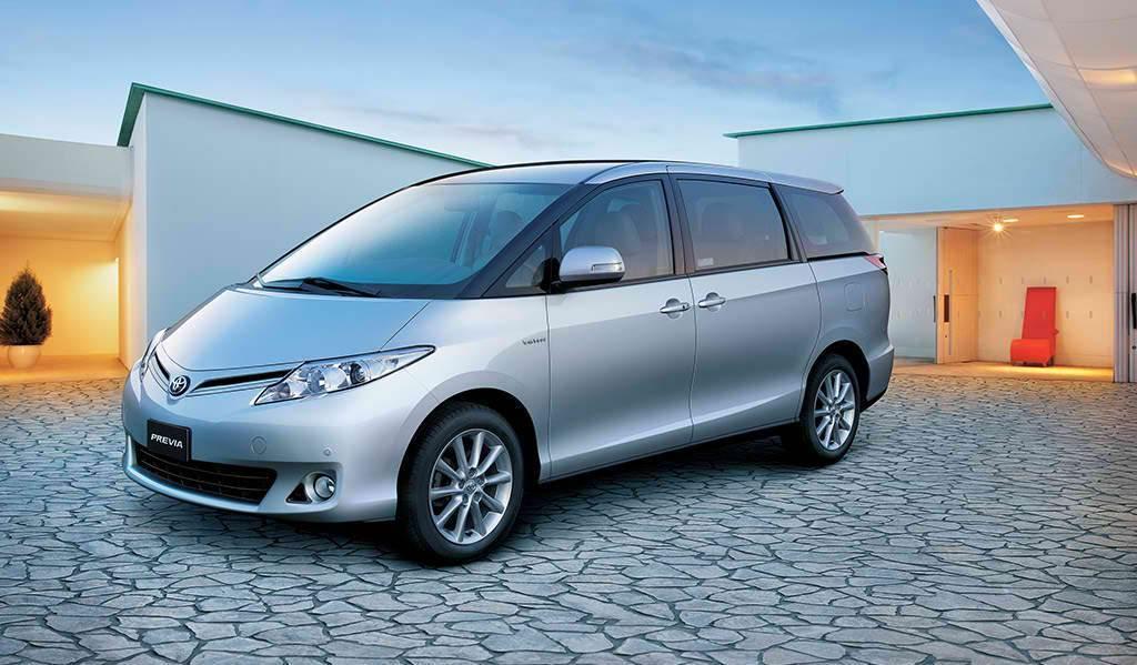 Toyota Previa 2020