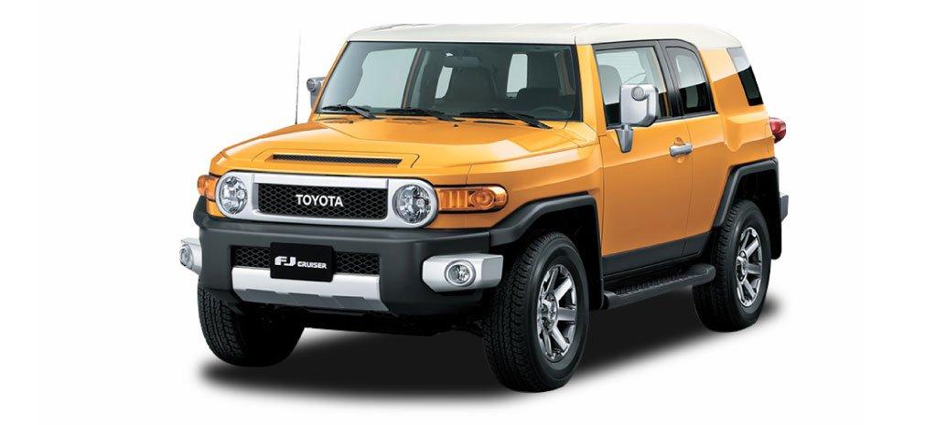 Toyota Vehicles