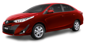 Toyota Vios Red Mica Mettalic 2020 Cebu Philippines latest prices & promotions