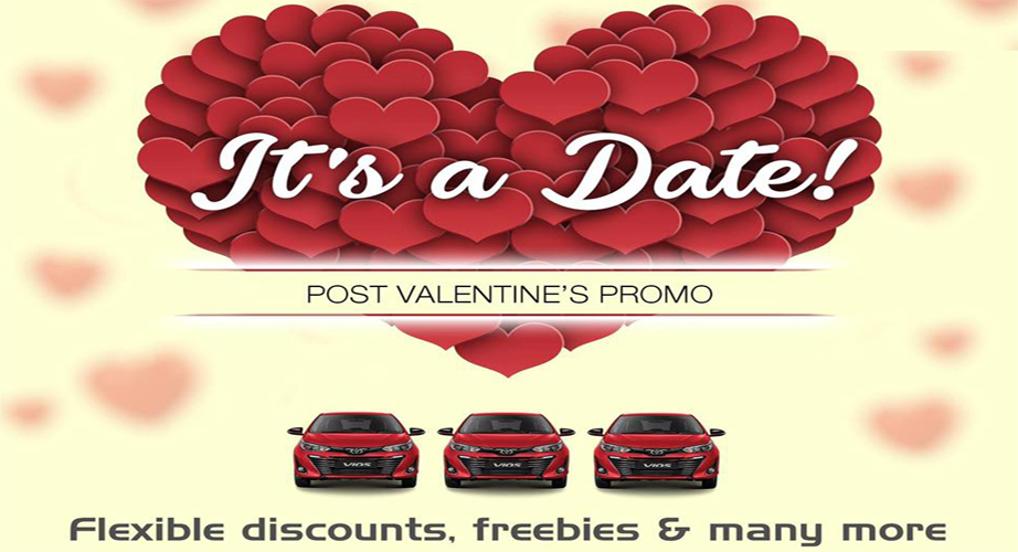 Toyota Cebu Philippines February 2020 Promotion