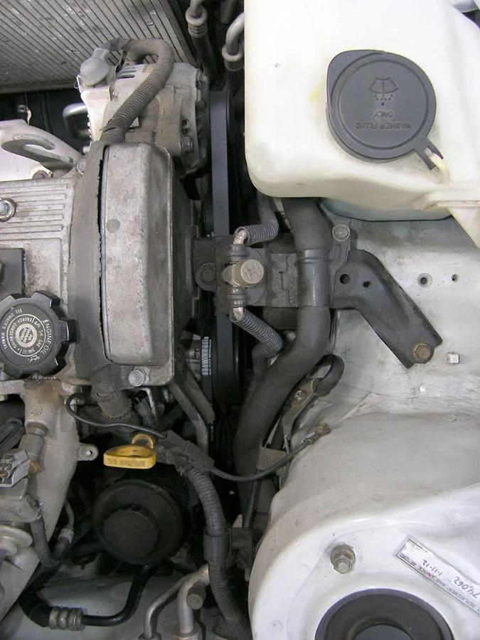 1997 Toyota Corolla Cruise Control Circuit