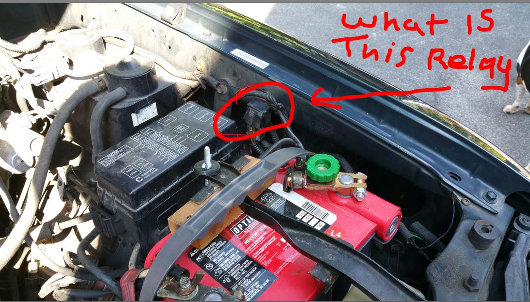 taco wiring diagram vw voltage regulator what is this relay near the fuse box - toyota nation forum : car and truck forums