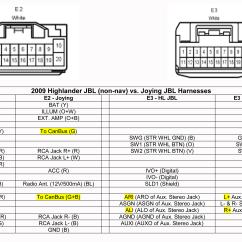 Wiring Diagram For Toyota Radio Er One To Many Relationship 2006 Sequoia Nav Unit Auto