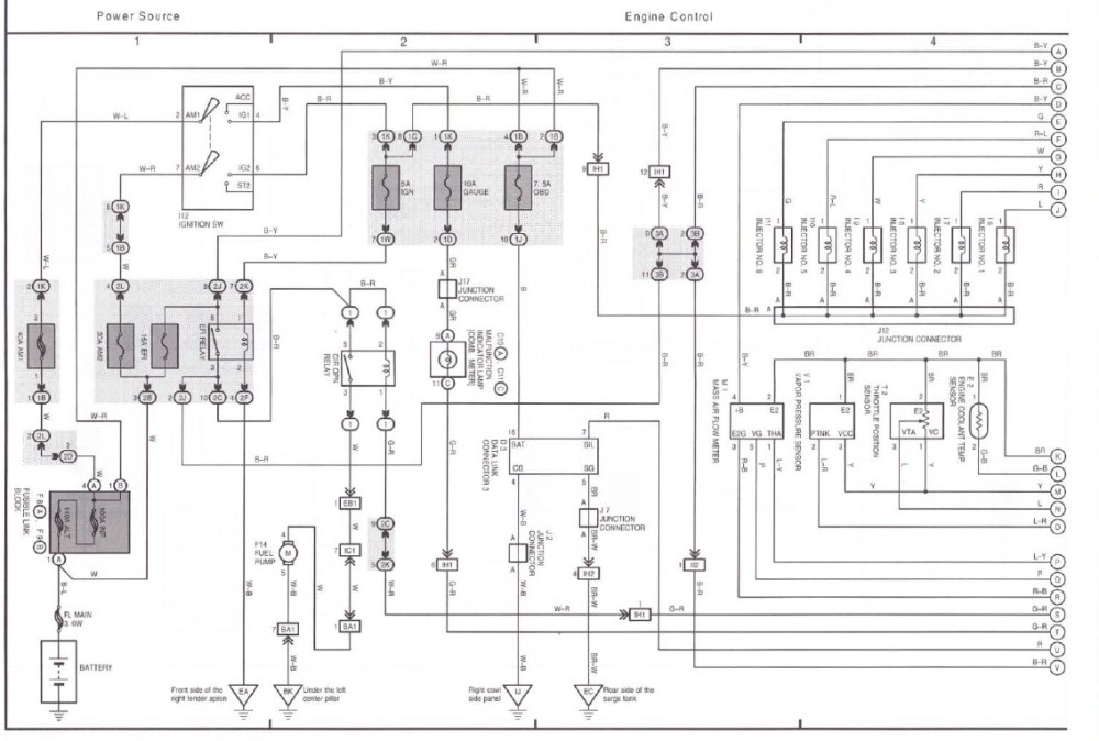 medium resolution of toyota sienna engine diagram 28 wiring diagram images 2012 toyota sienna wiring diagram 2011 toyota tacoma