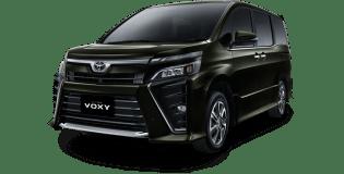 Price List Toyota Voxy