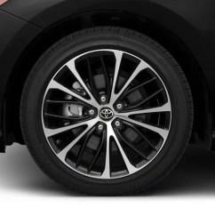 All New Camry 2018 Black Grand Avanza Jogja Toyota Se Sedan Greer Sc Of Serving In