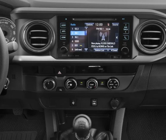 2017 Toyota Tacoma Trd Offroad V6 In New Bern Nc Toyota Of New Bern