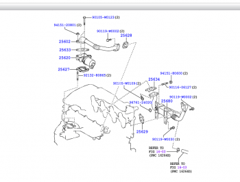Intake Manifold Pressure Vs Atmospheric Pressure Error