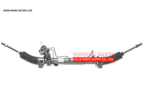 44250-05080,Toyota Avensis AZT250 Steering Rack LHD,44250