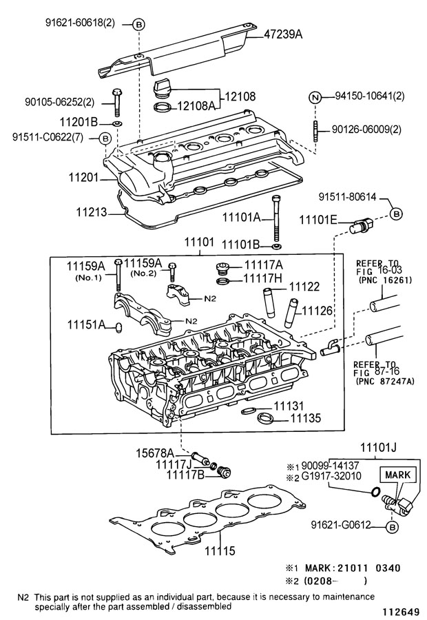 [DIAGRAM] 2003 Toyota Echo Engine Diagram FULL Version HD