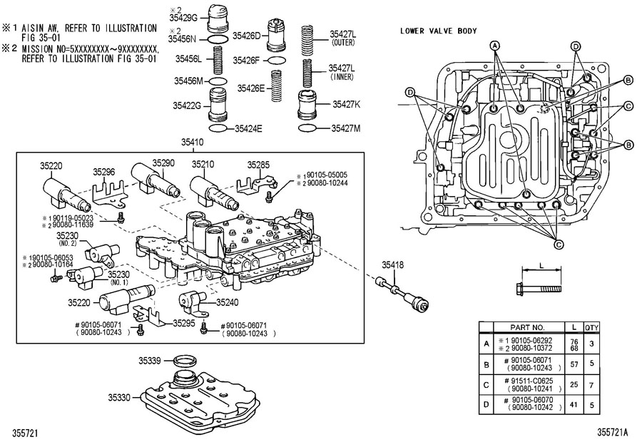 Allison 4000 Valve Body Diagram Diagram Base Website Body